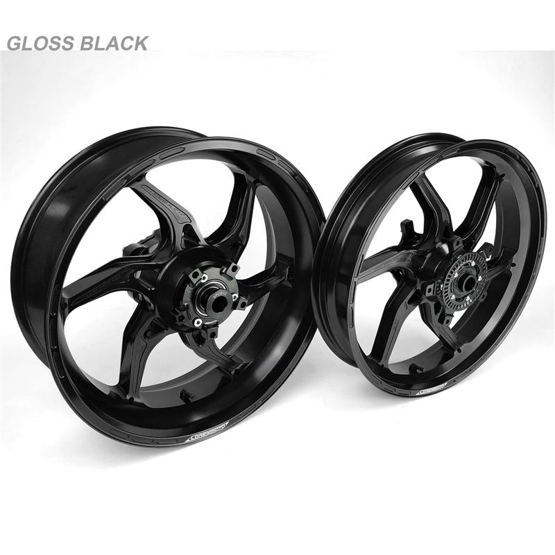 Apex-6 BMW S1000RR 2009-2014 (NON HP) Forged Core Moto wheels