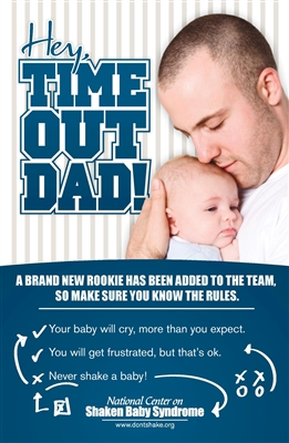 Dad's Time Out Card (NOW 50% OFF!-SPANISH ONLY)