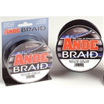 Ande Spectra Braid 20# Test Graphite 1200m/1300yrds spool