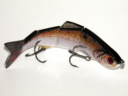 THE BANSHEE LURE BY ABT LURE COMPANY IS A PROVEN VERSATILE