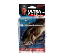 Mustad Bass Hook Kit - KEVIN VAN DAM (50 PIECES)