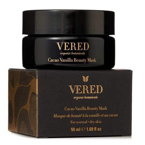 Cacao Vanilla Beauty Mask