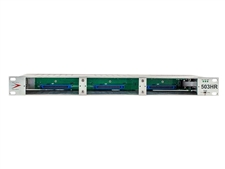 A-Designs 503HR - 3-Slot Horizontal 500 Series Rack