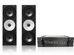 Amphion Two18 + Bryston 4B ST Studio Monitor Bundle