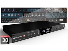 Antelope Audio Orion32 HD | Gen 3 - 64-channel HDX & 32-channel USB 3.0 Audio Interface