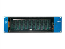API 500VPR 10-Slot Rack with Power Supply