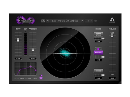 Apogee Clearmountain's Spaces Plug-In
