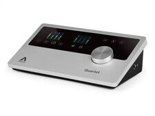 Apogee Quartet - 12 In x 8 Out USB Audio Interface and studio control center