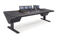 Argosy Eclipse Desk for Avid S4 - 5 Foot Wide Base System with Desk (L) and Desk (R)