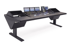 Argosy Eclipse Desk for Avid S4 - 5 Foot Wide Base System with Rack (L) and Rack (R)