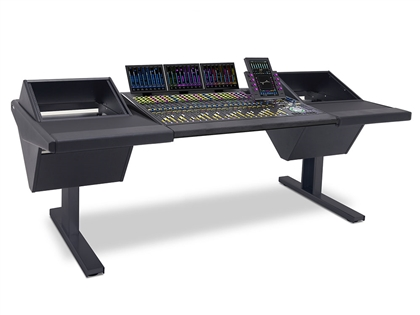 Argosy Eclipse For Avid S6 - 4-Bay with Racks on Left and Right