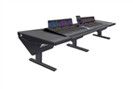 Argosy Eclipse Desk for Avid S6 - 7 Bay Dual Desk