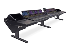Argosy Eclipse Desk for Avid S6 - 9 Bay Dual Racks