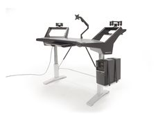Argosy Halo E2 Ultimate Workstation Desk