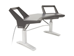 Argosy Halo E2 Base Workstation Desk