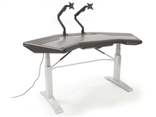 Argosy Halo GE Plus Sit-Stand Workstation Desk