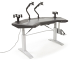 Argosy Halo G E Ultimate Workstation Desk