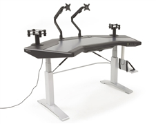 Argosy Halo GE Ultimate Workstation Desk