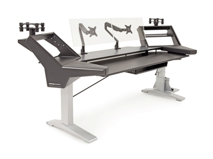 Argosy Halo K88 Ultimate Workstation Desk