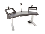 Argosy Halo Ultimate Workstation Desk