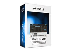 Arturia Analog Lab- Ultimate Keyboard Sound Collection