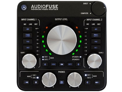 Arturia AudioFuse Rev2 Portable Audio Interface