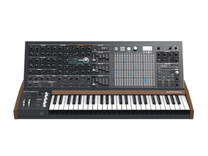 Arturia MatrixBrute - Analog Matrix Synthesizer
