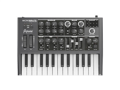 Arturia MicroBrute - Monophonic Synthesizer