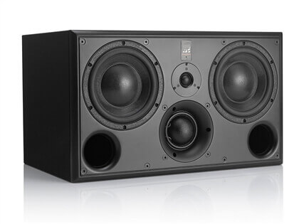 ATC SCM45A Pro 3-way Mid-Size Active Studio Monitor Speakers