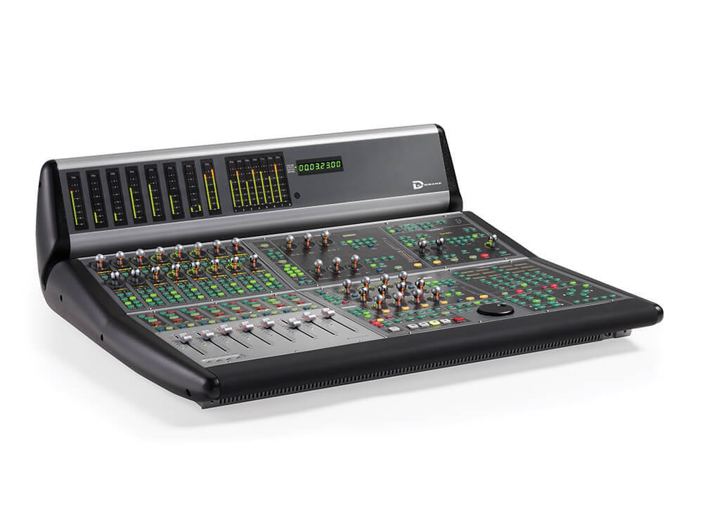 Avid Icon D Command Es Mixing Console
