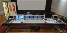 Avid / Euphonix System 5MC Silver 32 Fader Dual Operator Control Surface - Used