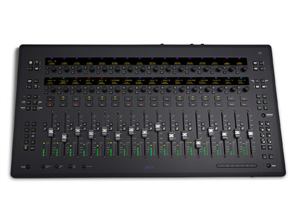 Avid Pro Tools | S3 Control Surface