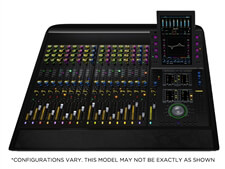 Avid Pro Tools | S6 M10 16-5 Control Surface