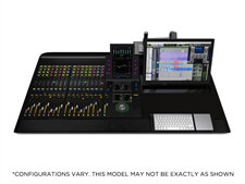 Avid Pro Tools | S6 M10 16-5 Control Surface with Producer Desk