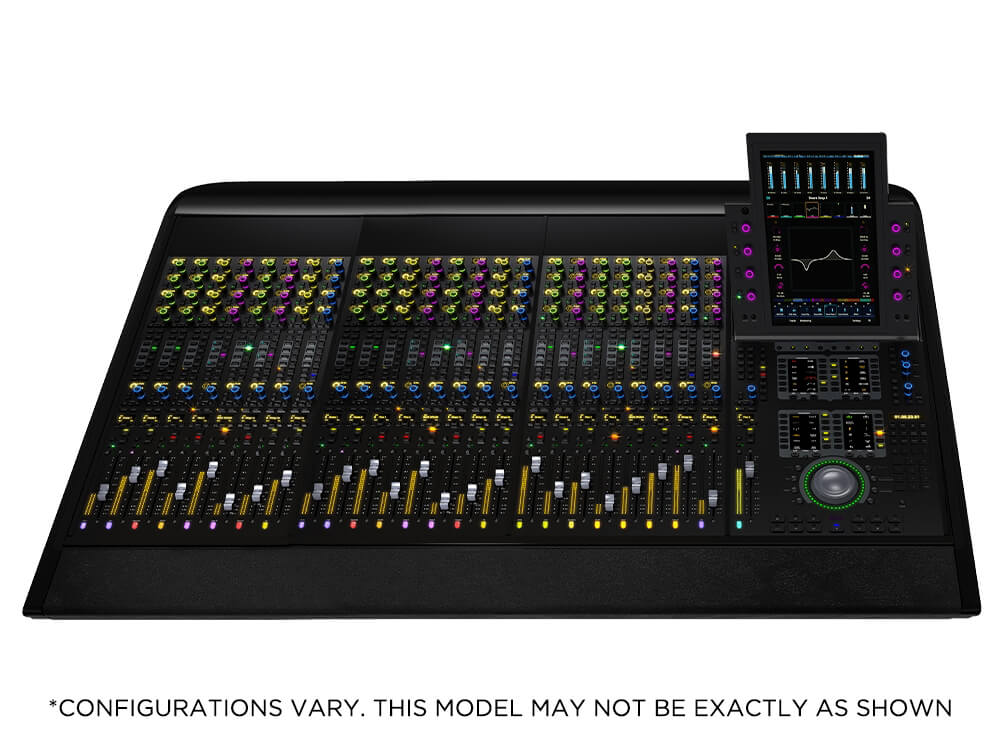 Avid Pro Tools | S6 M10 24-5 Control Surface