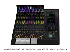 Avid S6 M40 16-9-D Control Surface