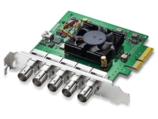 Blackmagic DeckLink Duo 2 Video Interface Card