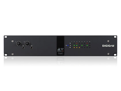 DiGiGrid IOS XL High-Definition Native I/O with SoundGrid DSP Server