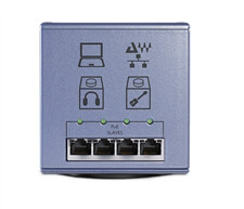 DiGiGrid S Power Over Ethernet (POE) Switch