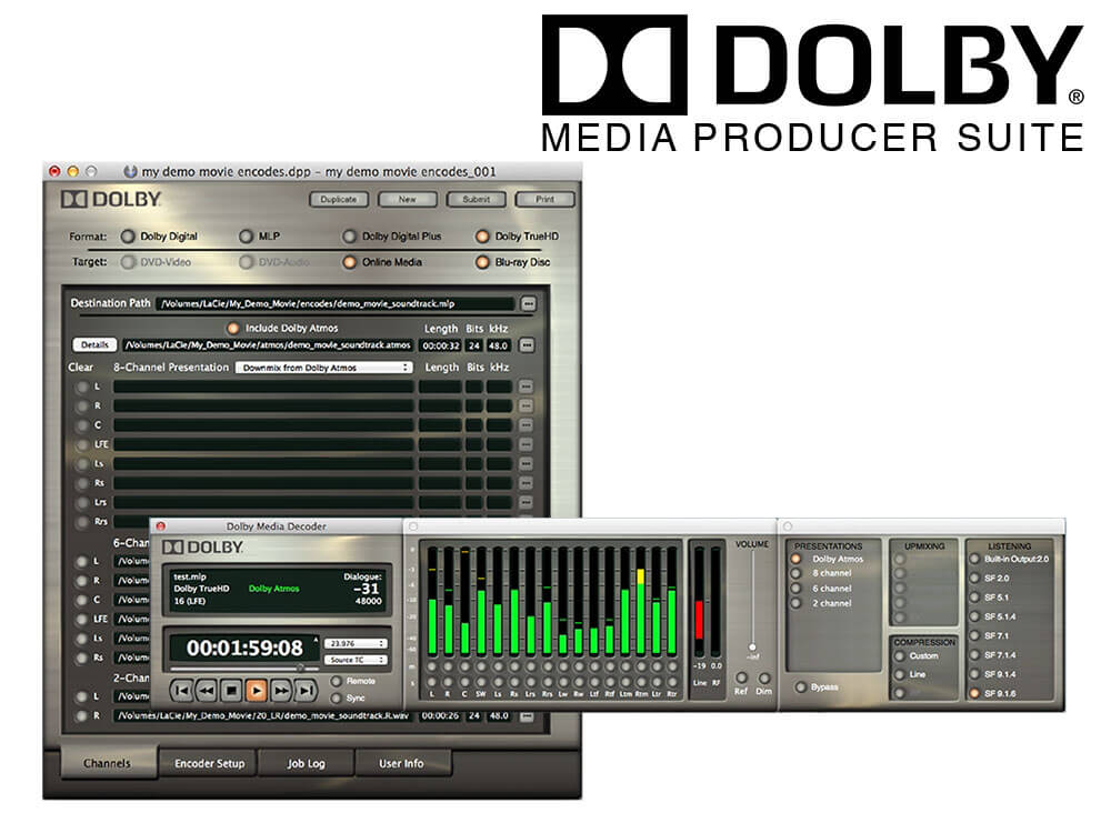 Dolby Media Producer Suite v2 0 - Your first stop for professional advice,  sales and support