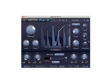 FabFilter Pro-G Gate/Expander Plug-in