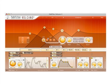 FabFilter Volcano 2 Filter Effect Plug-in