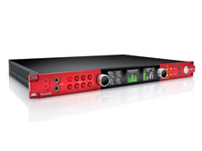 Focusrite Red 8Pre Thunderbolt and Pro Tools | HD Audio Interface with Dante