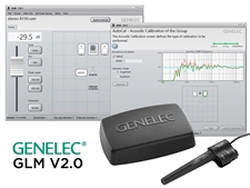 Genelec GLM 2.0 User Kit - SAM Loudspeaker Management System