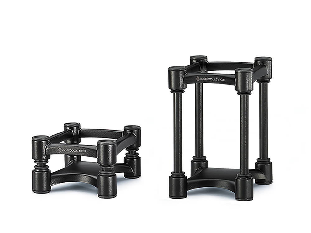 IsoAcoustics ISO-L8R130 Home and Studio Speaker Stands