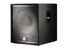JRX118SP 18 in. Powered Subwoofer