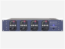 Manley FORCE Four Channel Mic Preamp