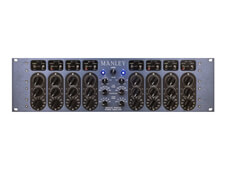 Manley Mastering Version Massive Passive Stereo Tube EQ