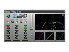 Metric Halo Multiband Expander Plug-in