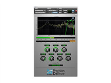 Metric Halo Precision DeEsser Plug-in